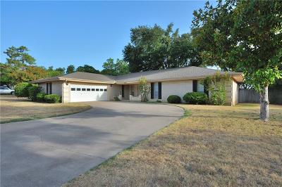 Weatherford Single Family Home For Sale: 506 Mockingbird Lane