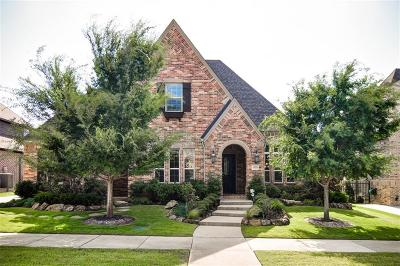 Frisco Single Family Home For Sale: 7675 Dotter Drive