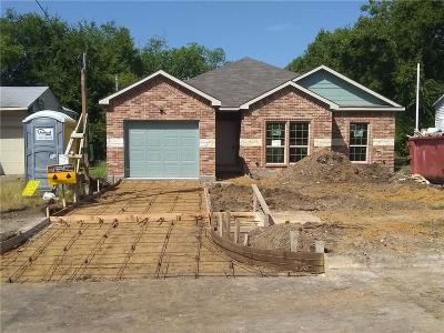 Dallas Single Family Home For Sale: 4631 Garrison Avenue