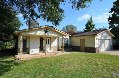 Canton TX Single Family Home For Sale: $150,000