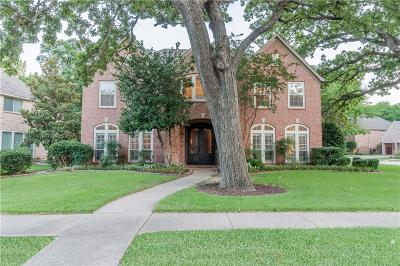 Coppell Single Family Home For Sale: 731 Northshore Court