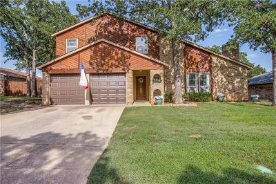 Arlington Single Family Home For Sale: 4907 Sagebrush Court
