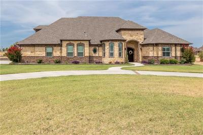Azle Single Family Home For Sale: 109 Crosshair Court