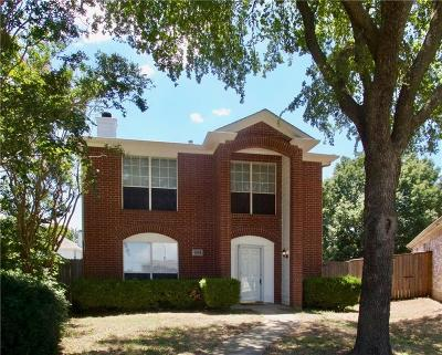Cedar Hill Single Family Home For Sale: 1204 Clark Circle