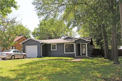 Terrell TX Single Family Home Sold: $164,900