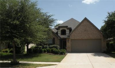Fort Worth Single Family Home For Sale: 9929 Rolling Hills Drive