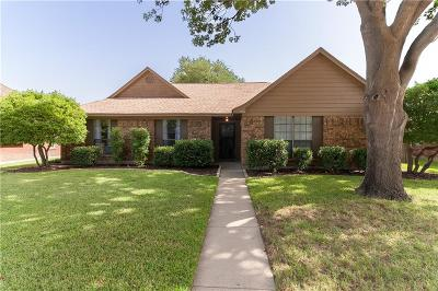 Allen Single Family Home For Sale: 1407 Flameleaf Drive