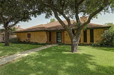 Rowlett Single Family Home For Sale: 7613 Swiss Way