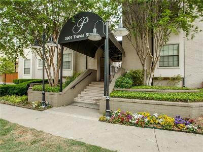 Dallas Condo For Sale: 3901 Travis Street #230