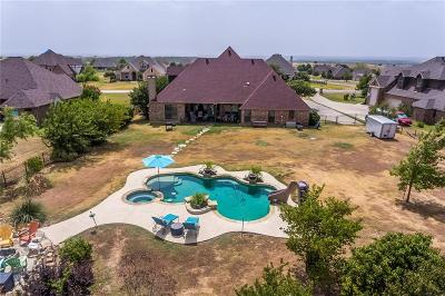 Fort Worth Single Family Home Active Option Contract: 11086 Vista Ranch Way