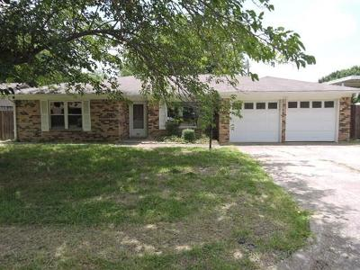 Van Alstyne Single Family Home Active Option Contract: 320 Normandy Drive