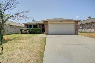 Fort Worth Single Family Home For Sale: 16209 Blanco Lane