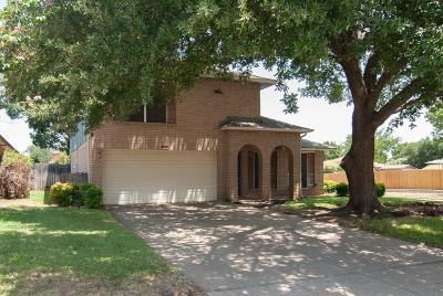 Fort Worth Single Family Home For Sale: 8641 Brushy Creek Trail