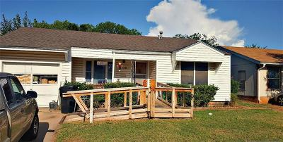 Abilene Single Family Home For Sale: 1549 Park Avenue