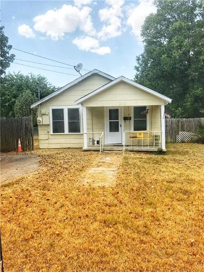 Saginaw Single Family Home For Sale: 216 W Franklin Avenue