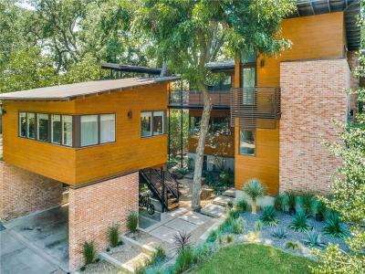 Dallas Single Family Home For Sale: 7128 Wildgrove Avenue