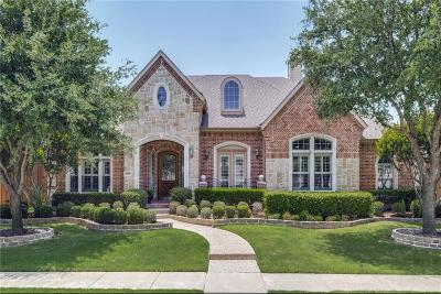 Frisco Single Family Home For Sale: 1259 Crockett Drive