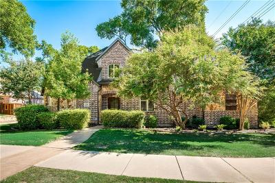 McKinney Single Family Home Active Contingent: 2300 Highgate Drive