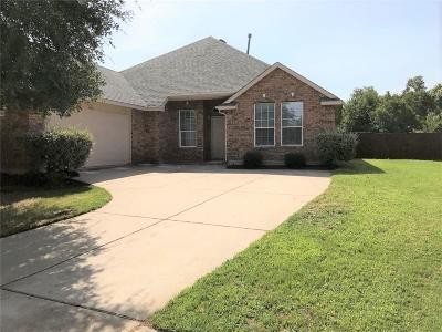 Garland Single Family Home For Sale: 4710 Carlton Court