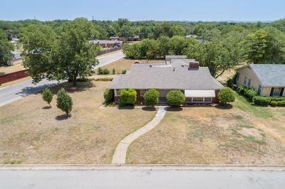 Richland Hills Single Family Home For Sale: 6978 Glen Hills Road