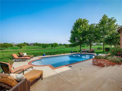 Collin County, Dallas County, Denton County, Kaufman County, Rockwall County, Tarrant County Single Family Home For Sale: 7817 Linksview Drive