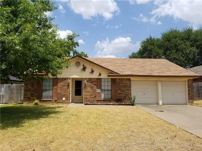 Fort Worth Single Family Home For Sale: 3200 Highlawn Terrace
