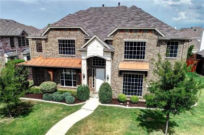 Frisco Single Family Home For Sale: 11966 Hill Creek Trail