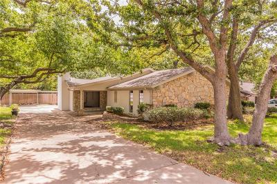 Hurst Single Family Home For Sale: 1740 Renee Drive