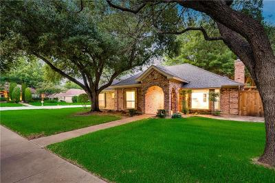 Bedford Single Family Home Active Option Contract: 3040 Shenandoah Drive