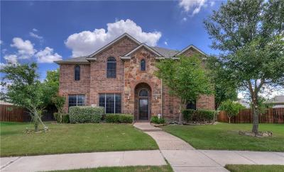 Frisco Single Family Home For Sale: 13190 Whistling Straits Lane