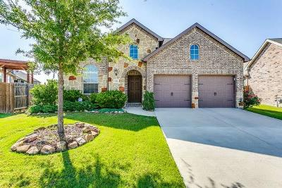 Fort Worth Single Family Home For Sale: 628 Cattlemans Way