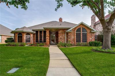 Mesquite Single Family Home For Sale: 703 Amesbury Drive