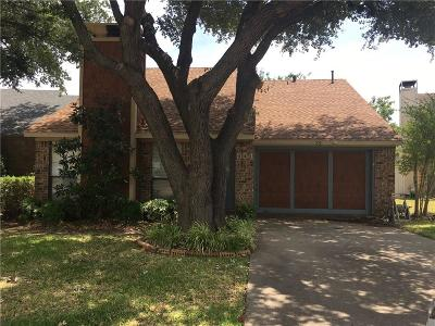 Garland Single Family Home For Sale: 554 Trailcrest Drive