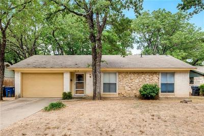 Dallas, Fort Worth Single Family Home For Sale: 7515 Ridgewick Drive