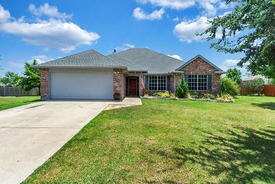 Fate Single Family Home For Sale: 108 Grant Drive