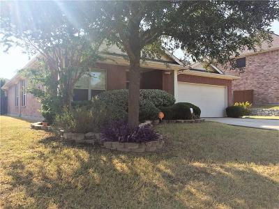 Weatherford Single Family Home Active Option Contract: 625 Saddle Ridge Trail