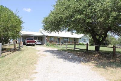 Springtown Single Family Home For Sale: 3311 Jay Bird Lane