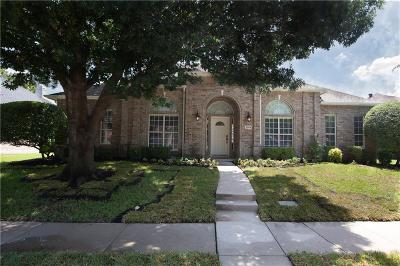 McKinney Single Family Home Active Option Contract: 3309 Belmont Court