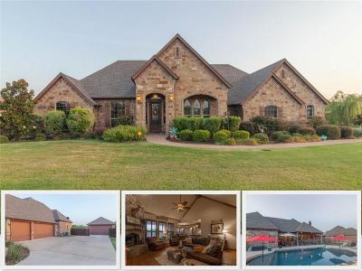 Fort Worth Single Family Home For Sale: 1357 Whisper Willows Drive