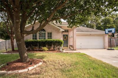 Weatherford Single Family Home For Sale: 333 Sweetwater Drive
