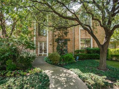 Dallas Single Family Home For Sale: 7237 Helsem Bend