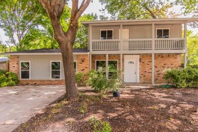 Richardson Single Family Home For Sale: 800 Greenhaven Drive