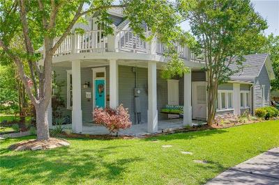 Rockwall Single Family Home For Sale: 307 S Clark Street
