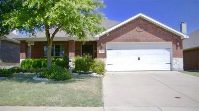 Midlothian Single Family Home For Sale: 1430 Melanie Trail