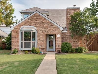 Single Family Home For Sale: 1906 Lavaca Court