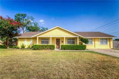 Fort Worth Single Family Home For Sale: 6917 Culver Avenue