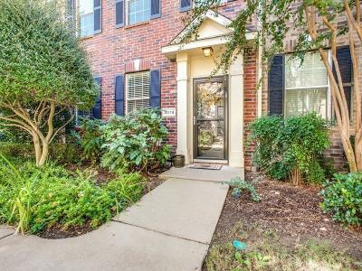 Richardson Townhouse For Sale: 4074 Kyndra Circle