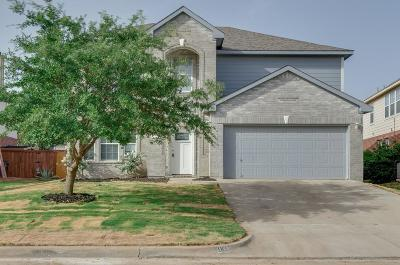 Fort Worth Single Family Home For Sale: 4833 Star Ridge Drive