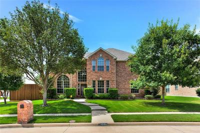 Allen Single Family Home For Sale: 1718 Grand Canyon Way