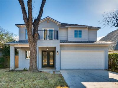 Fort Worth Single Family Home For Sale: 5405 El Campo Avenue